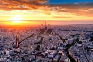 Huwelijksreis Parijs